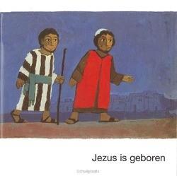 MINIBOEKJE JEZUS IS GEBOREN - 9789061263647