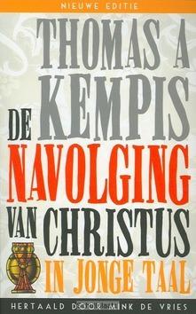 DE NAVOLGING VN CHRISTUS IN JONGE TAAL - KEMPIS - 9789061731306