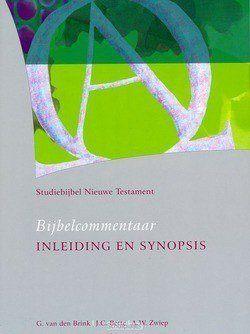 STUDIEBIJBEL NT 1 INLEIDING EN SYNOPSIS - SBNT - 9789062054015