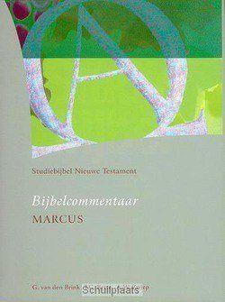 STUDIEBIJBEL NT 3 MARCUS - SBNT - 9789062054039