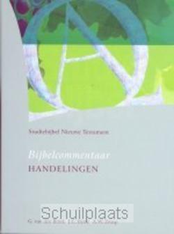 STUDIEBIJBEL NT 6 HANDELINGEN - SBNT - 9789062054060