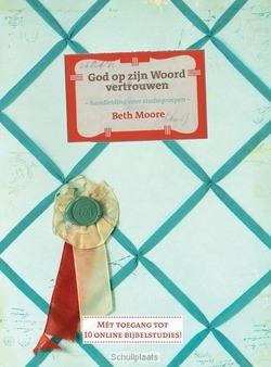 GOD OP ZIJN WOORD VERTROUWEN HANDLEIDIN - MOORE, B. - 9789063537005