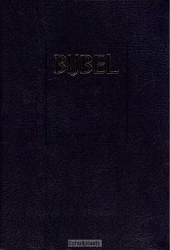 BIJBEL SV ZWART KL HUISBIJBEL - 9789065390264