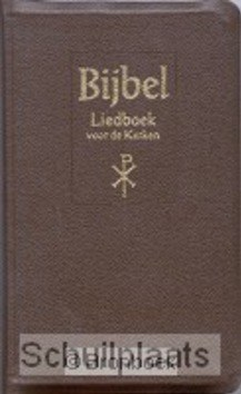 BIJBEL MAJOR BRUIN LIEDBOEK KUNSTLEER KL - 9789065390660