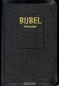 MICROBIJBEL SV PSALMEN KUNSTLEER - STATENVERTALING - 9789065391162