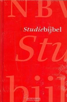 STUDIEBIJBEL NBV - NIEUWE BIJBELVERTALING - 9789065393296