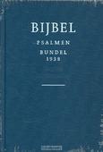 BIJBEL HSV PSALMEN EN GEZANGEN 1938 - HERZIENE STATENVERTALING - 9789065393753