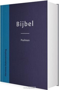BIJBEL HSV MET PSALMEN HARDCOVER - HERZIENE STATENVERTALING - 9789065394330