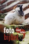 HET BOEK FOTOBIJBEL RODE LETTER EDITIE - 9789065394422