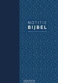 NOTITIEBIJBEL HSV BIJSCHRIJFBIJBEL - HERZIENE STATENVERTALING - 9789065394477