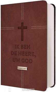 BIJBEL HSV MET PSALMEN BRUIN LIMITED - HERZIENE STATENVERTALING - 9789065394491