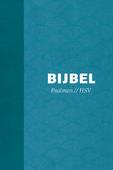 BIJBEL HSV MET PSALMEN HARDCOVER PETROL - HERZIENE STATENVERTALING - 9789065394620