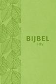 BIJBEL HSV VIVELLA GROEN - HERZIENE STATENVERTALING - 9789065394675