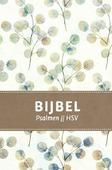BIJBEL HSV PSALMEN HARDCOVER BLAADJES - HERZIENE STATENVERTALING - 9789065394682