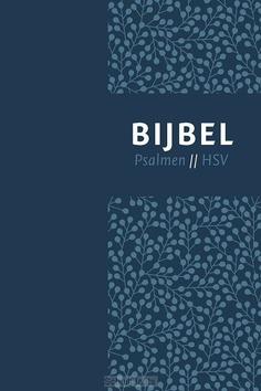 BIJBEL HSV MET PSALMEN BLAUW LEER - HERZIENE STATENVERTALING - 9789065394804