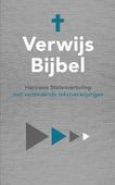 VERWIJSBIJBEL HSV - HERZIENE STATENVERTALING - 9789065394859