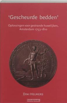 GESCHEURDE BEDDEN / DRUK 1 - HELMERS, D. - 9789065507013