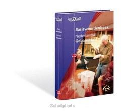 VAN DALE BASISWOORDENBOEK NEDERLANDSE GE - 9789066480049
