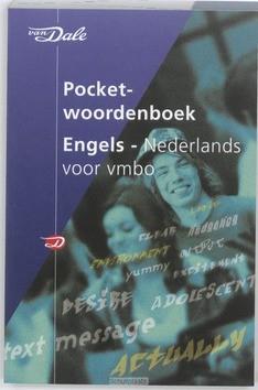 VAN DALE POCKETWOORDENBOEK ENGELS-NEDERL - 9789066487482