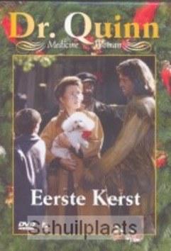 DVD DR. QUINN EERSTE KERST - 9789069340661