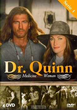 DVD DR QUINN BOX 1 - 9789069341415