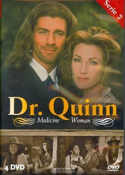 DVD DR QUINN BOX 2 - 9789069341422