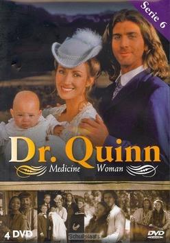 DVD DR QUINN BOX 6 - 9789069341460
