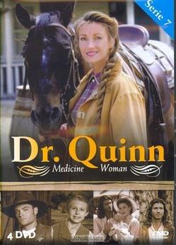 DVD DR QUINN BOX 7 - 9789069341477