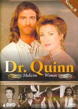 DVD DR QUINN BOX 8 - 9789069341484