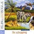 BIJBELLEESBOEKJE OT 1 SCHEPPING - HAAN, D. DEN - 9789072186669