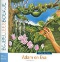 BIJBELLEESBOEKJE OT 2 ADAM EN EVA - HAAN, DITTEKE DEN - 9789072186683