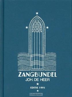 ZANGBUNDEL TEKST - HEER - 9789074069021