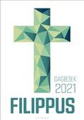 FILIPPUS DAGBOEK 2021 - 9789076890654
