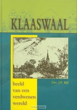 KLAASWAAL - BIJL, J.P. - 9789077234150