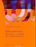 STUDIEBIJBEL OT 2 LEVITICUS - DEUTERONO - 9789077651001