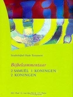 STUDIEBIJBEL OT 4 2 SAMUEL / 2 KONINGEN - 9789077651049