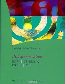 STUDIEBIJBEL OT 6 EZRA NEHEMIA ESTHER J - 9789077651063