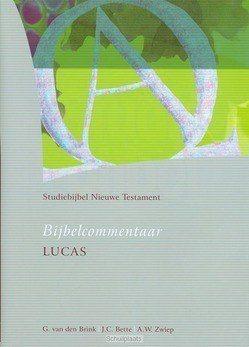 STUDIEBIJBEL NT 4 LUCAS - SBNT - 9789077651100