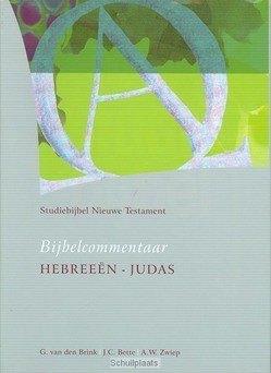 STUDIEBIJBEL NT 9 HEBREEEN - JUDAS - SBNT - 9789077651124