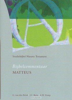 STUDIEBIJBEL NT 2 MATTHEUS - SBNT - 9789077651339