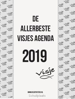 DE ALLERBESTE VISJES AGENDA 2019 - 9789078893684
