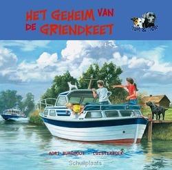 GEHEIM VAN DE GRIENDKEET LUISTERBOEK - BURGHOUT - 9789081953979