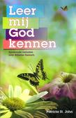LEER MIJ GOD KENNEN - JOHN, PATRICIA ST. - 9789081979436