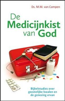 MEDICIJNKIST VAN GOD - CAMPEN, M.M. VAN - 9789081979481