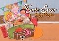TANTE SAAR KRIJGT LOGEE - GEER, ANNEMIEKE VAN DER - 9789082050844