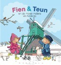 FIEN & TEUN EN DE MOOIE MOLENS VAN KINDE - NOORDERVEEN, RENE - 9789082622799