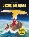 JEZUS MESSIAS STRIPBOEK - VINK, WILLEM DE - 9789082642209