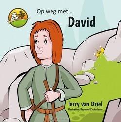 OP WEG MET DAVID - DRIEL, TERRY VAN - 9789082949407