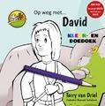 KLEURBOEK OP WEG MET DAVID - DRIEL, TERRY VAN - 9789082949421