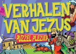 VERHALEN VAN JEZUS - PUZZELPLEZIER - 9789083031323